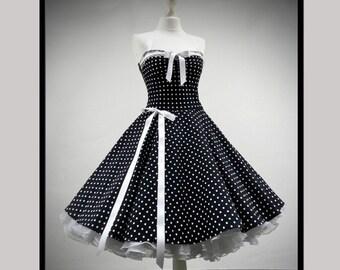 Sweet petticoat dress