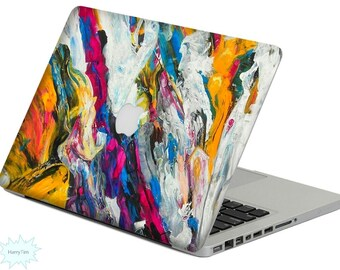 New Oil Painting decal mac stickers Macbook decal macbook stickers apple decal mac decal stickers 10
