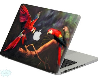 New Oil Painting decal mac stickers Macbook decal macbook stickers apple decal mac decal stickers 23