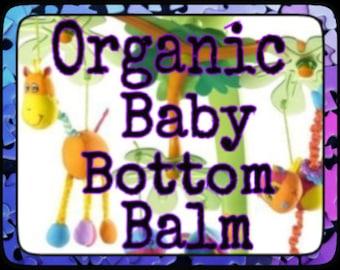 Baby Bottom Balm; Organic