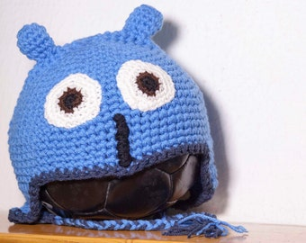 Blue Hat OWL