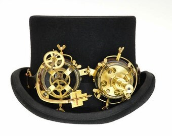 steampunk brass goggles MG5031