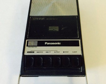 Panasonic RQ-309S Tape Player/Recorder/Vintage Audio Equipment/Cassettes