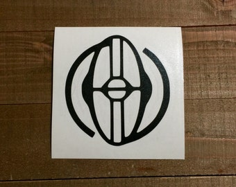 Star Wars Gungan Decal