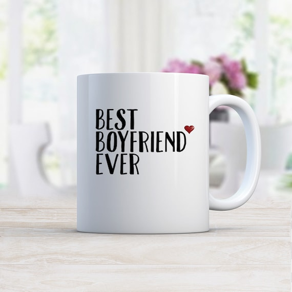 Best Boyfriend Ever Mug Ceramic Mug Work By