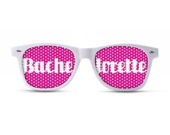 Bachelorette Sunglasses/Wedding Sunglasses/Bridal Party Shades