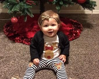 Reindeer Christmas Onesie
