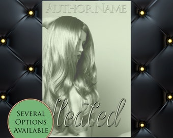 Heated Pre-Made eBook Cover * Kindle * Ereader Cover