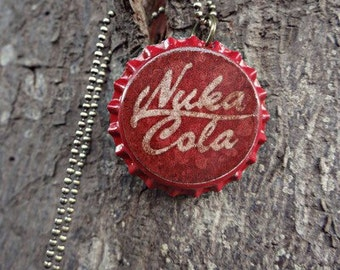 Drink like there's no tomorrow necklace