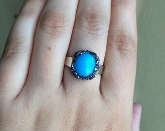 Queen of the Sea No. 1 adjustable Ring