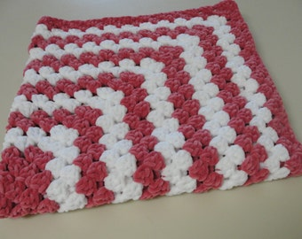 Grandmas's Square Blanket