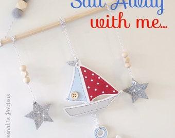 Nautical themed mobile