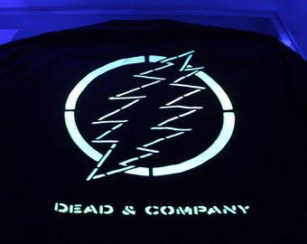 Limited Edition Dead and Co Roadie Tees