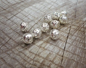 Metal Ball Applique ~10 pieces #100209