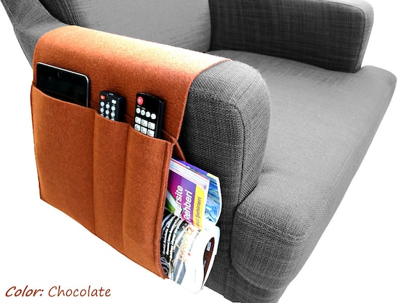 felt sofa organizer pocketed armrest organizer newspaper sofa armrest organizer sofa organizer and remote holder pattern