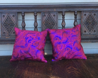 Pillow, decorative throw pillow case 18 inches by 18 inches