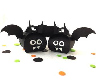 Halloween Party/Halloween Goody Bag/Halloween Party Bag/Bat Party Bag/Bat Pet Box/Bat Decorations/Bat Goody Bag/Bat Treat Bag/Bat Theme