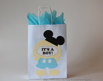 baby mickey mouse baby shower decorations boy disney