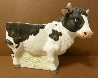 Planter, Cow in the Meadow