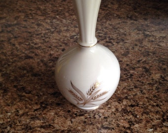 Vintage Lenox Wheat Pattern Vase
