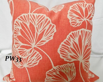 KRAVET- Thom Filicia-Sandy Pond  Decorative Throw Pillow Cover / Both Sided / Linen