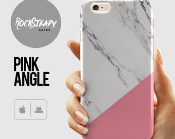Pink Marble iPhone 6 Plus Case, Samsung Galaxy S7, s6, s5 Case, iPhone 7, Fashionable Marble iPhone case,iPhone 5,SE case, iPhone 5C, S6, S5