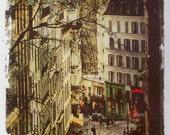 Montmartre Paris photogra...
