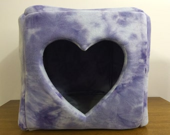 Heart Entrance Cat Cube / Bed / Lounge