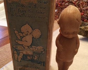 Vintage Soap Kewpie in Original Box 1918