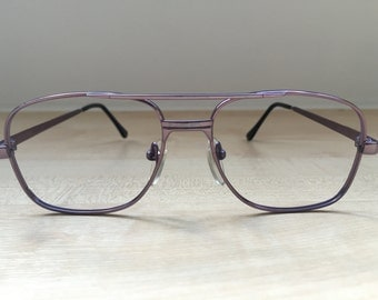 1990's Purple Vintage Eyewear Spectacles/Glasses
