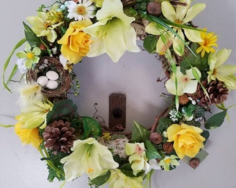 Lily Spring Wreaths