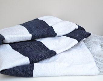 Tassel Throw Blanket Etsy