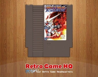NES - Ghosts'n Goblins: All Hallow's Eve