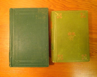 Pair of Books From the 1890's