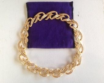 Elizabeth Taylor for Avon - Eternal Flame Necklace 0530