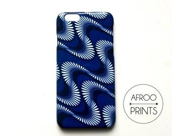 AFROOPRINTS. African Wax IX fabric shell