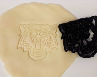 Hamilton Tiger Cats Inspired Cookie Cutter