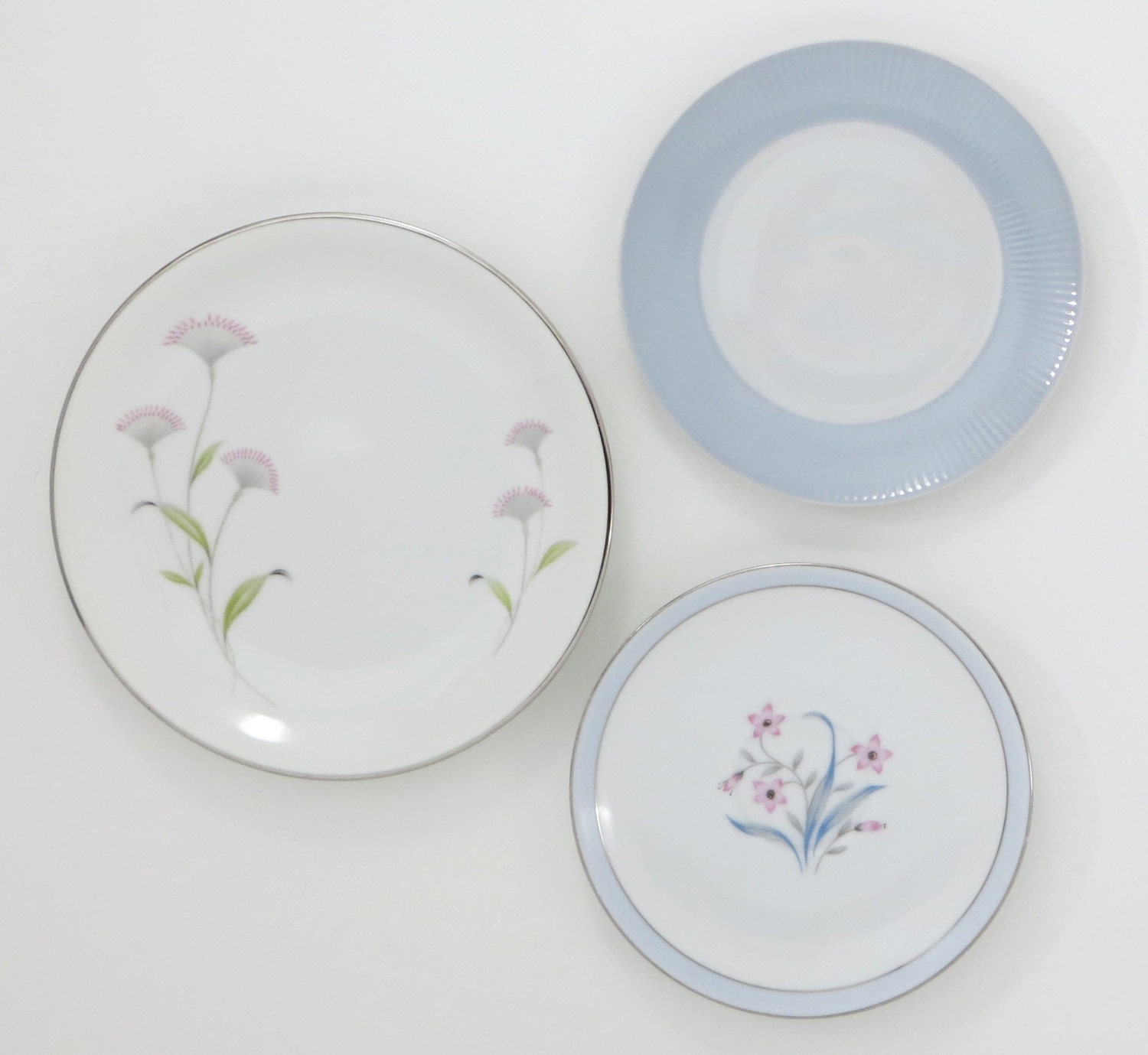 Kitchen Wall Decor With Plates : Decorative plates kitchen wall decor shabby by