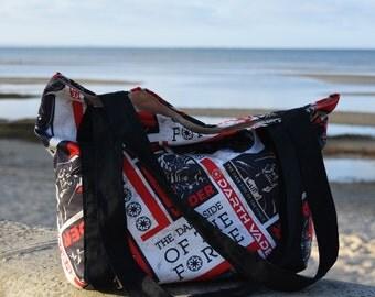Star Wars The Dark Side Beach Bag Tote Bag
