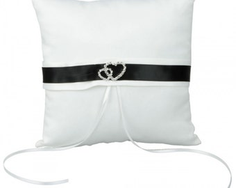 Elegant Wedding Ring Pillow