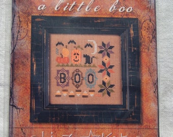 A Little Boo by Lizzie Kate Kit