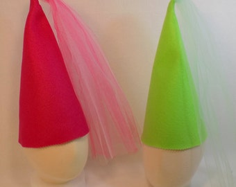 15 Party Hats to Decorate, DYI Princess hat, decorate your own princess hats, felt princess hats, party packs,Birthday hats