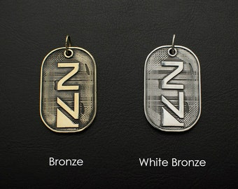 Dog tag inspired by the Mass Effect game