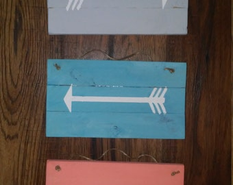 Cute arrow signs