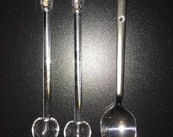 Teaspoons for teacups