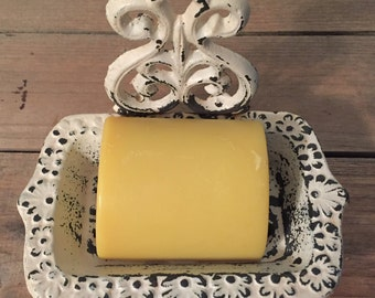 Chardonnay Wine Soap, Made with Real White Wine, Bath and Body Cold Process Soap, Gifts for Him, Gifts for Her, Gifts for Wine Lovers