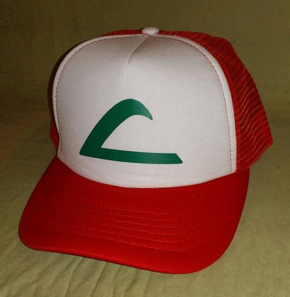Ash Ketchum Hat Pokemon Gotta Catch Them