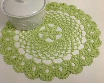 Crochet Doilie (#07-07-3)