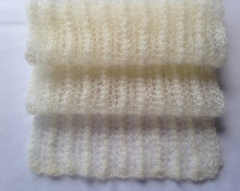 Vintage Inspired - Mohair Scarf