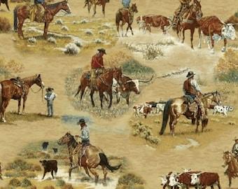 Cowboy Quilt Etsy